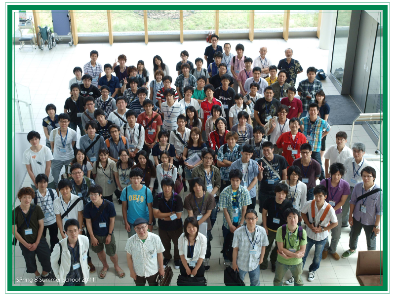 ss2011 group photo